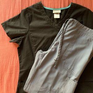 Women's Scrub Outfit